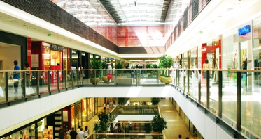 PA Nova shopping centre